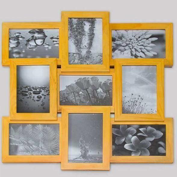 Рамка из нескольких фото своими руками